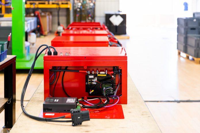 Kaitek Flash Battery