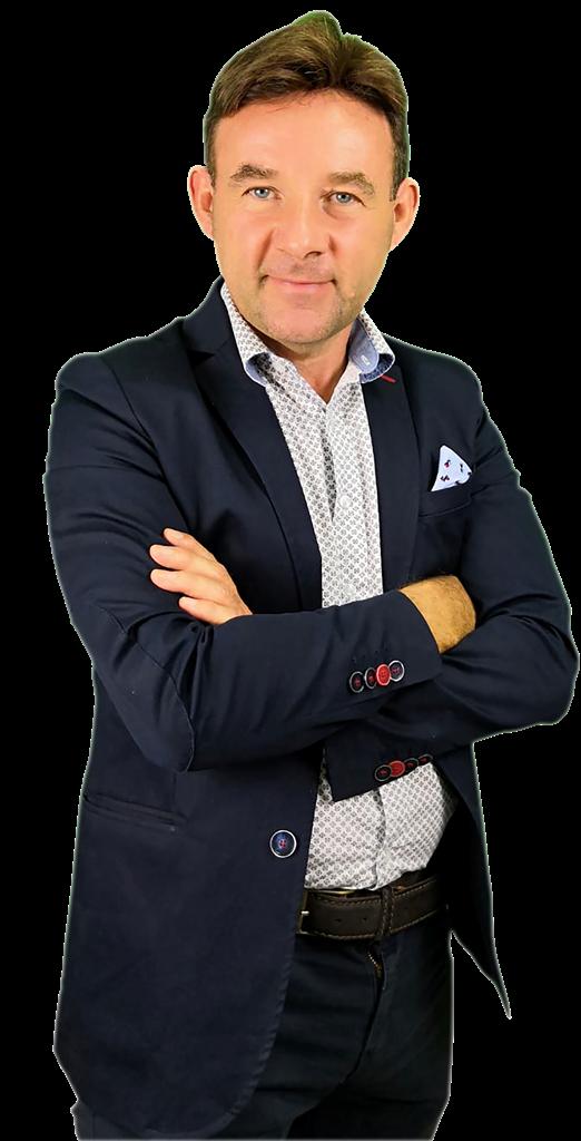 Alberto Sovrani, Ceo di Saf Italy