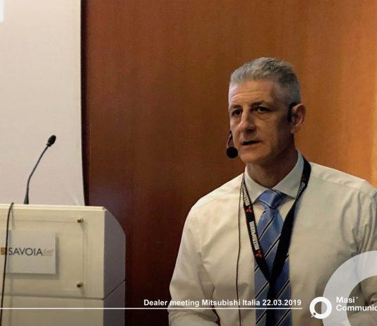 Dealer Meeting Mitsubishi - 22 marzo Roberto Savini