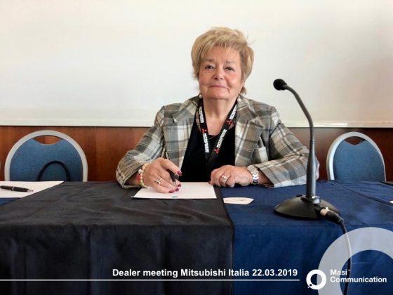 Dealer Meeting Mitsubishi - 22 marzo Waida Nogarole