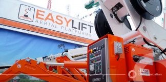 EASY LIFT con Kaitek Flash Batter al Bauma 2019