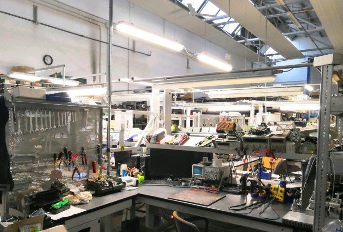 Elettronica: G.R. leader nella produzione e riparazione di schede