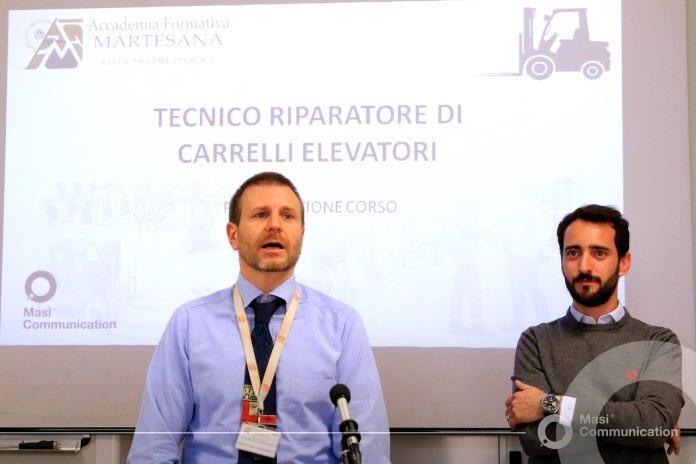 Presentazione Corso Tecnico riparatore carrelli elevatori