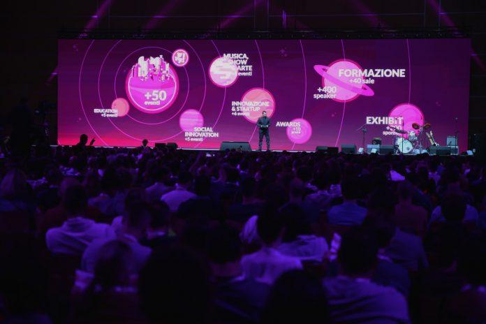 WMF 2019 Sala Plenaria