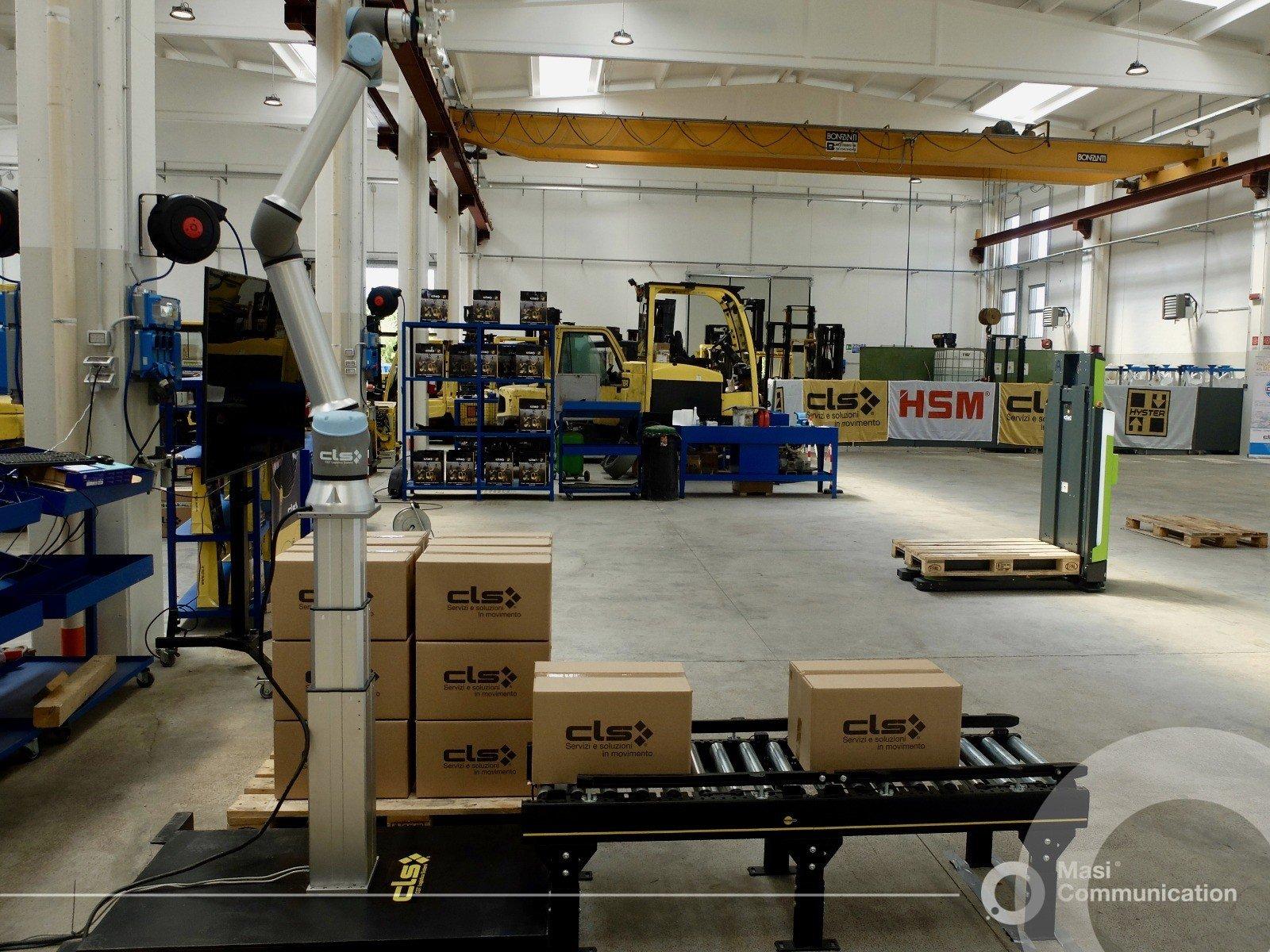 CLS settore logistica