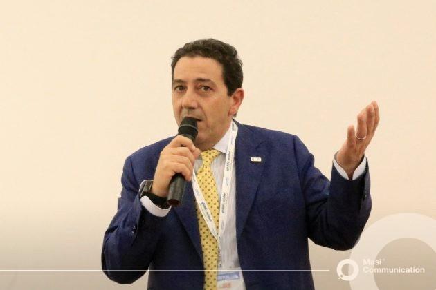 Giuseppe Riello, Presidente di Afidamp