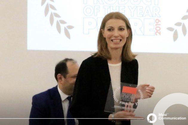 Finalista Premio prodotto dell'anno Fiera PULIRE 2019
