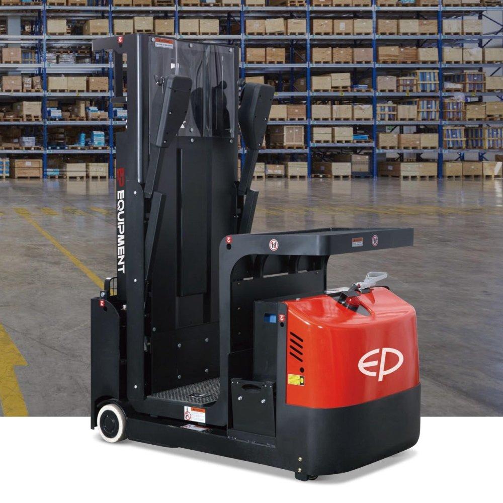 Commissionatori compatti Ep Forklift
