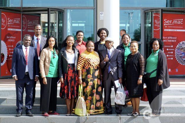 Macfrut 2019 delegazione ZAMBIA