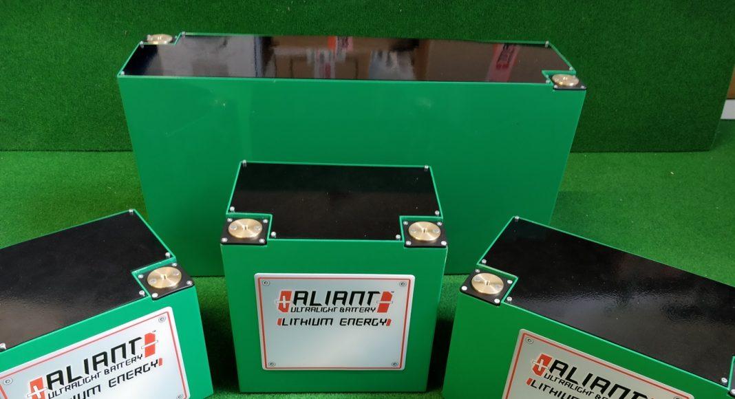 Le ultime novità in casa Aliant Ultralight battery