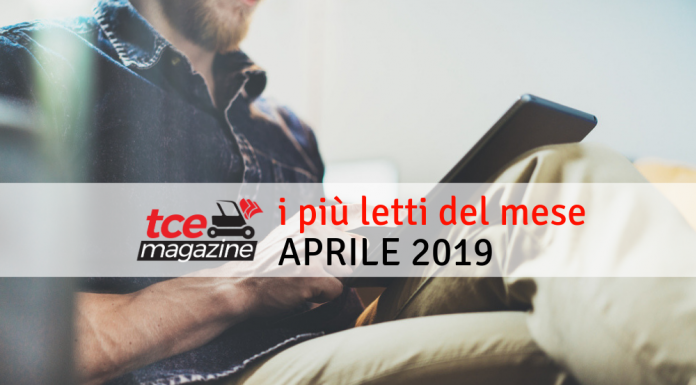 I più letti di aprile 2019 su TCEmagazine