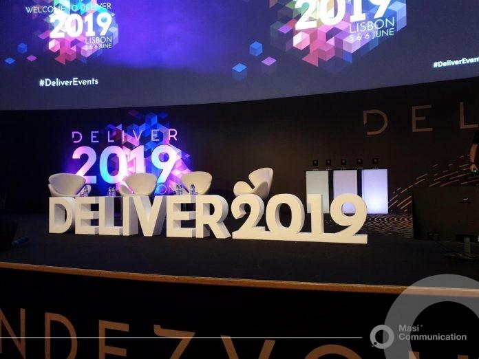 Lisbona - Fiera Deliver 2019