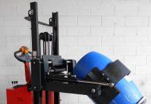 Movimentazione di bobine e fusti: la tecnologia CARREFFE a disposizione