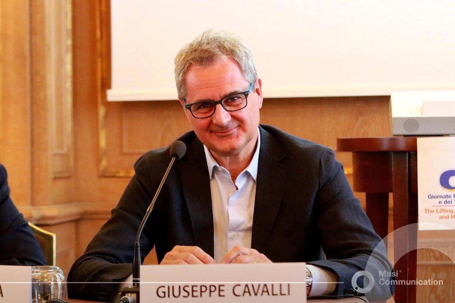 Giuseppe Cavalli, Presidente Piacenza Expo