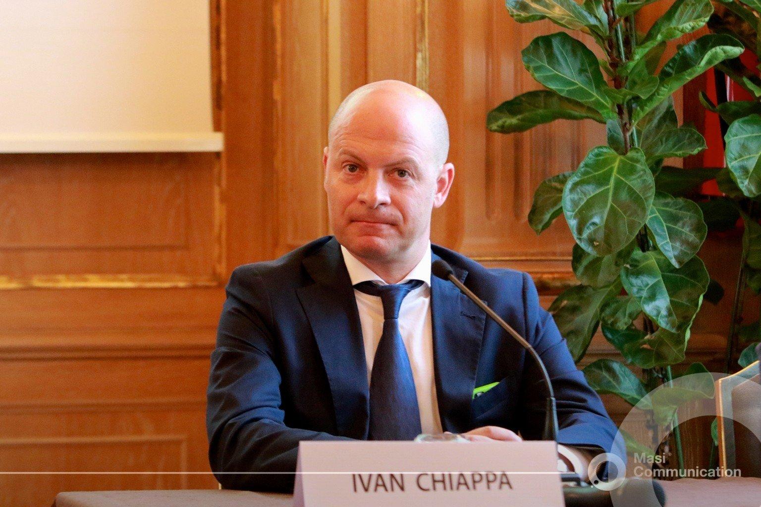 Ivan Chiappa, Presidente della Commissione Sviluppo Economico del Comune di Piacenza