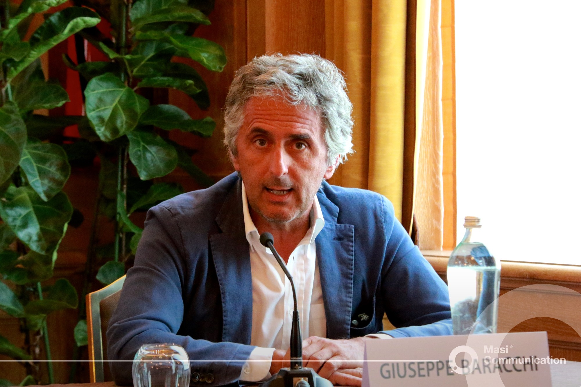 Giuseppe Baracchi, Presidente dell'Ordine Architetti di Piacenza