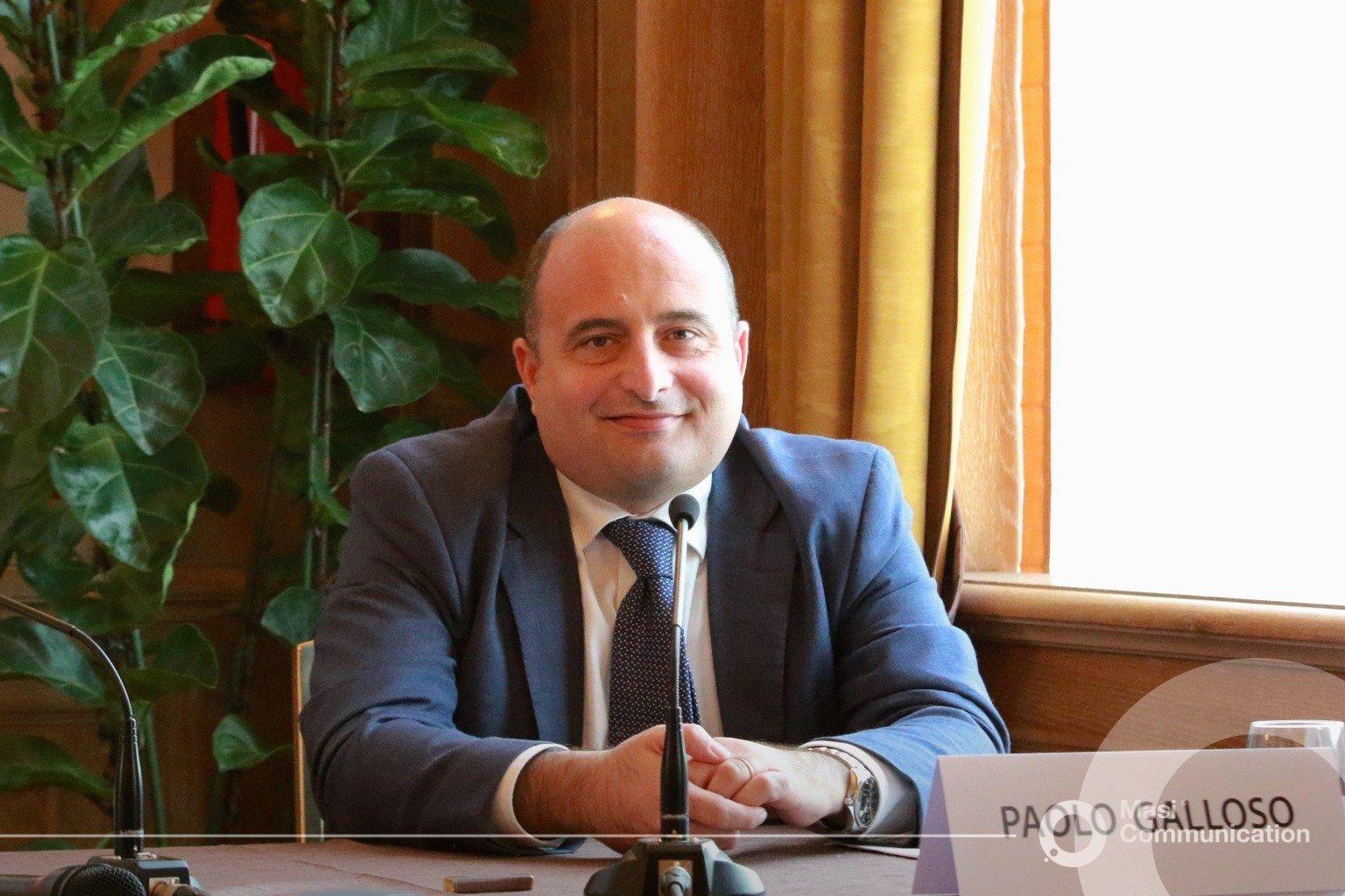 Paolo Galloso dell'Ufficio Studi ANIMA