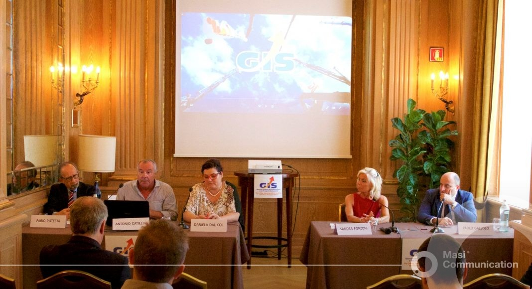 Conferenza stampa presentazione GIS 2019