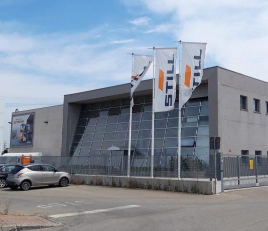 Still: la sede di Parma della Filiale Emilia festeggia un anno di grande crescita