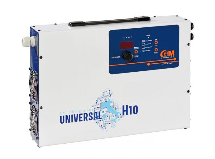 Carica batterie GM Electric Universal H10