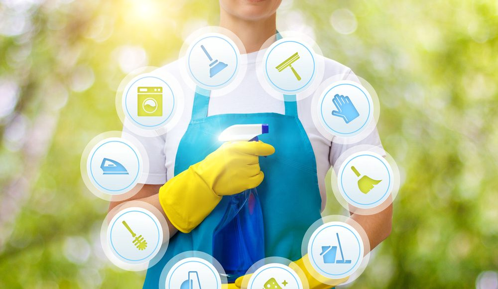 Cleaning professionale: + 3% nel 2018