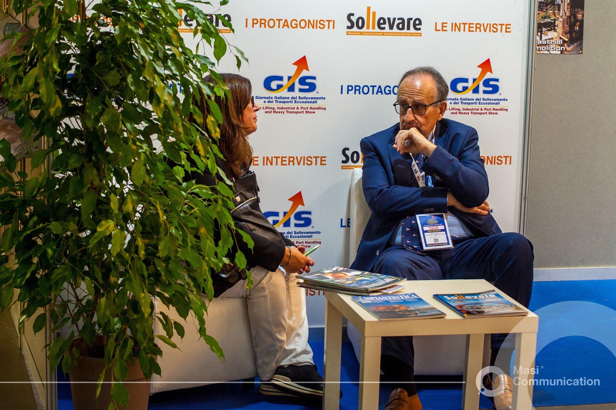 Fabio Potestà, patron delle Giornate Italiane del Sollevamento e presidente di Mediapoint & Communications