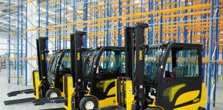 Yale e Briggs Equipment aiutano Marston's a gestire al meglio i suoi magazzini