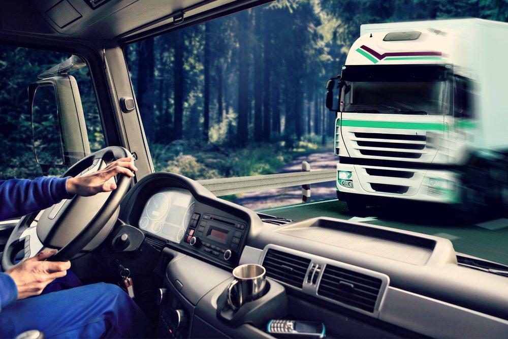 Uno studio sulla salute degli autotrasportatori, ecco come farne parte -  TCE Magazine