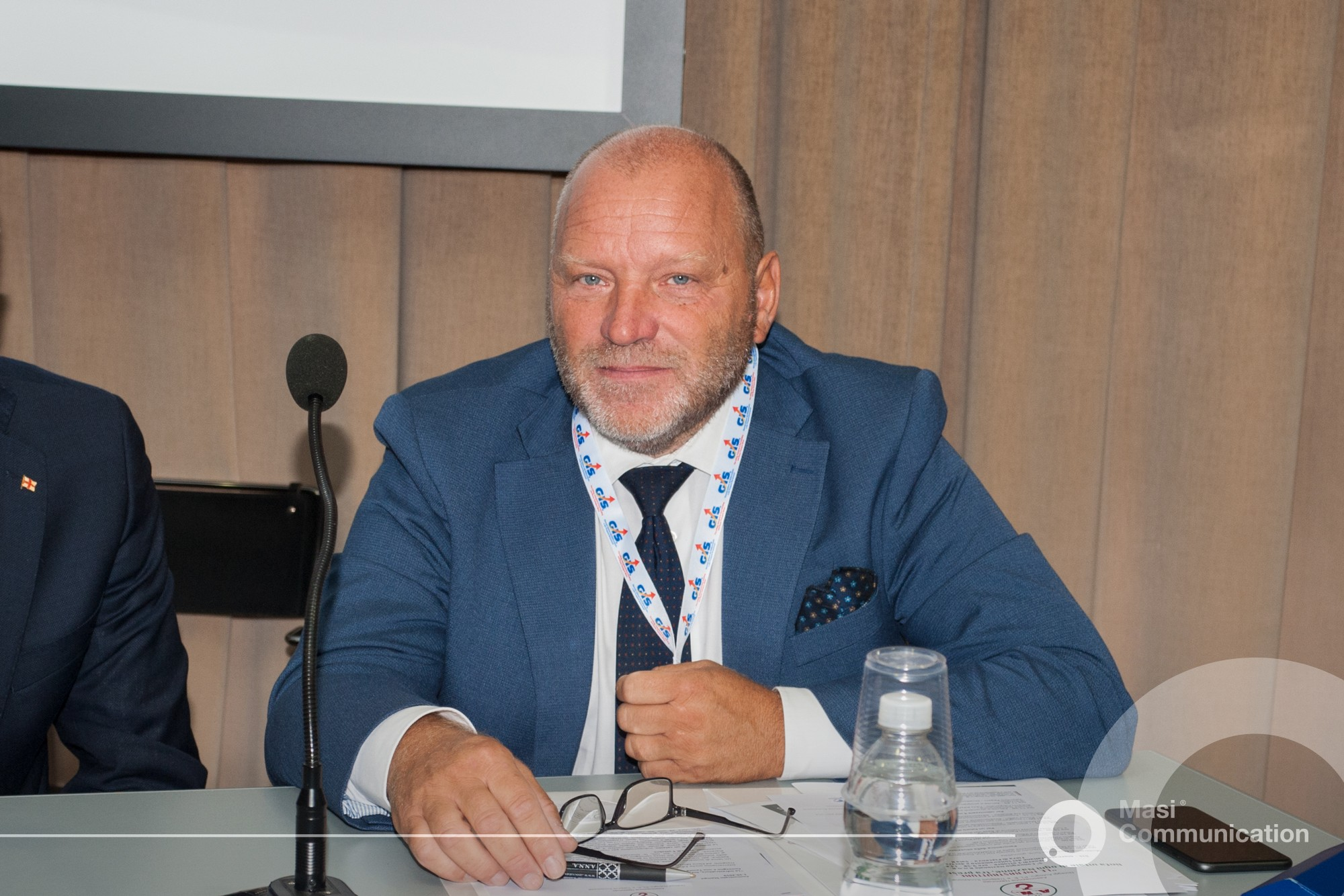 Roberto Carpaneto, CEO RINA Consulting