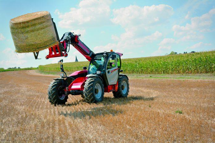 Carrelli elevatori per l'agricoltura