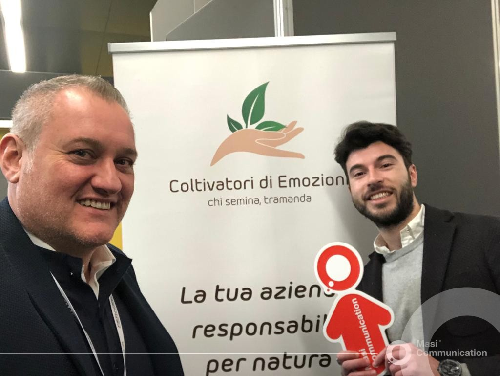 Coltivatori di Emozioni - Fieragricola 2020 - Masi Communication
