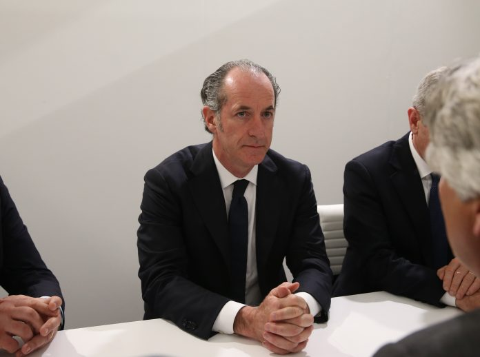 Nuove misure restrittive per il Veneto per contenere il Coronavirus
