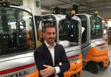Andrea Sogliaghi, Short Term Rental Manager STILL Italia