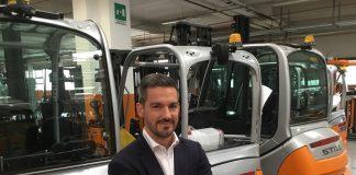 Andrea Sogliaghi, Short Term Rental Manager STILL Italia