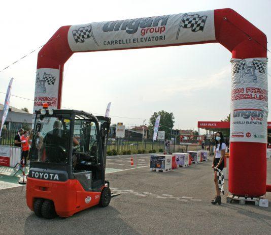 Daniele Cobianchi vince il Gran Premio Carrellisti 2020