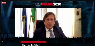 Pierpaolo Sileri, viceministro della Salute