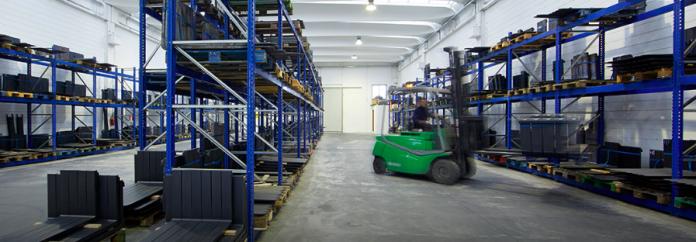 Delta Effe: un magazzino con oltre 4mila forche sempre disponibili