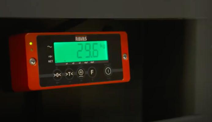 Kuehne + Nagel utilizza RAVAS Pick-by-Weight per eliminare gli errori di prelievo