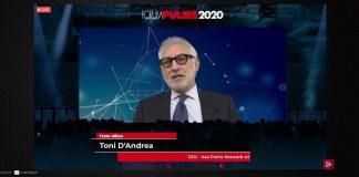 Toni D'Andrea, CEO ISSA Pulire Network