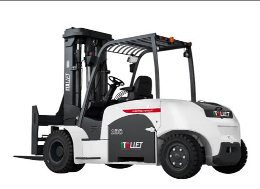 ITALIFT presenta la sua nuova gamma di carrelli con batteria al LITIO