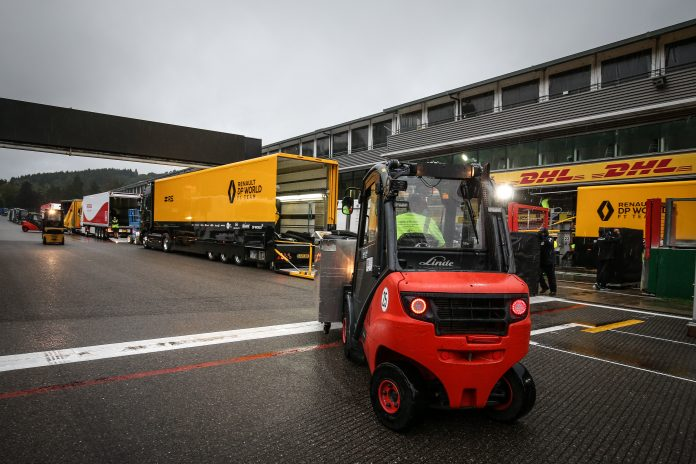 Linde: un team da Formula 1 per il Renault Racing Team