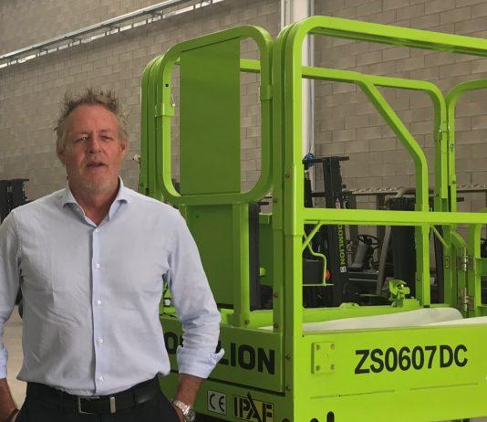 Roy de Ruijter, Sales Manager Europe di ZOOMLION, svela i segreti di un marchio che punta in alto