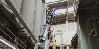 Gru girevole JMG Cranes MC50000RE